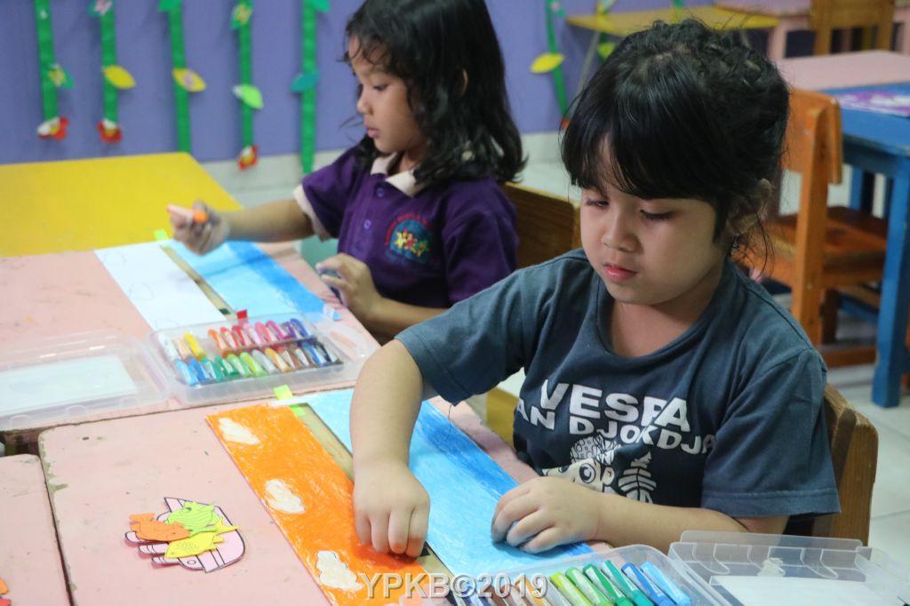 kecerdasan visual anak